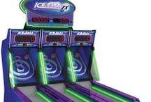 Arcade Games - Alley Rollers / Skeeball Arcade Games