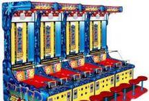 Arcade Games - Air Water Gun Shooting Redemption Arcade Games