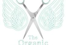 The Organic Hair Angels / Organic Hair salon in Chipping Campden, Gloucestershire. Tel: 01386 841447