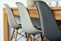 Designerstoelen / En stoel is veel meer als zomaar iets om op te zitten. Kijk hier voor alle interieur inspiratie die je zoekt met in de hoofdrol echte designer stoelen!