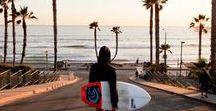 Où je vis: Californie / Californie, Venice Beach, Santa Monica, Palm Springs, Côte Ouest, Amérique, Etats-Unis, West Coast