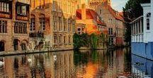 D'où je viens: Belgique / Belgique, Bruxelles, Gand, Namur, Bouillon, Ardennes, Ville, Histoire, Architecture