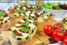 Italian Food / Des recettes aux tendances et aux inspirations italiennes