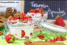Gâteaux et desserts / Mes recettes de pâtisseries, desserts, gâteaux, sucreries et autres gourmandises