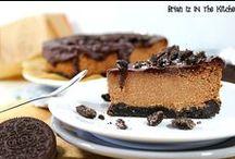 Desserts au chocolat / Mes recettes de gâteaux et de desserts au chocolat