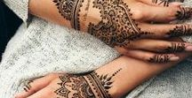 Henna (Mehndi designs) / Check out these gorgeous henna designs, perfect for any occasion at any time :P