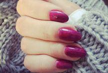 My manicure