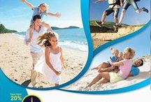 Travel Flyer / Print Template / PSD / Brochures / Banners / Ads / Banners & Ads / Web Elements