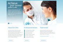 Medicine Flyer / Print Templates / PSD