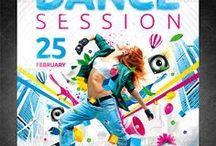 Dance Flyer & Party Flyer / Print Templates