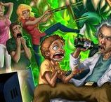 Tv-Shows - Rick and Morty / Rick & Morty Fan Art, Memes, Comics, Videos, Pictures etc.