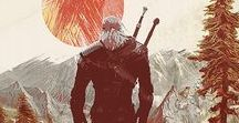 The Witcher / The Witcher Fan Art & Media.