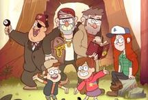 Tv-Shows - Gravity Falls