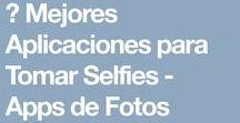 Apps / Estas son las aplicaciones para selfies mas destacadas y con excelentes funciones. Aquí encontraras análisis de las aplicaciones para tomar fotos y tambien las caracteristicas y funciones de cada app.