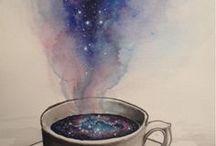 tomamos un cafe galactico