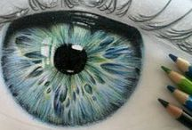 Dibujos De Los Ojos