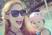 Milababychou / J'adore cette youtubeuse avec sa fille trop mimi abonnez-vous à elle ses vidéos sont cool!