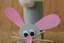 Pâques  !!! / Cette fête ou l'on mange des œufs en chocolat !!!