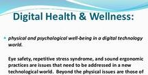 Digital health and well being / about the responsibility of how the use of digital access is being used by people