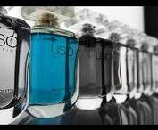 USO Cosmetics / Kozmetik ürünler. Kadın ve erkek parfümü, deo roll-on, roll-on, kolonya, oda spreyi, oda parfümü. Cosmetic products. Colognes, woman & man perfumes, deo sprays, fragrances for home.