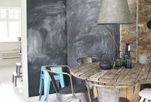 chalk board love / by Tamera Beardsley