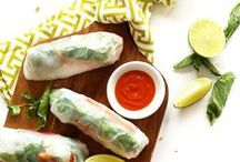 Recipes: Vegetarian / Vegetarian recipe ideas #vegetarian