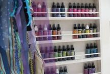 Store & Organize Your Lindys / How to store and organize your Lindy's Gang sprays, paints and powders