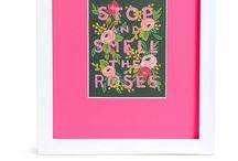 Art Prints & Illustrations / Prints and Illustrations I adore  / by Erica Lindsay