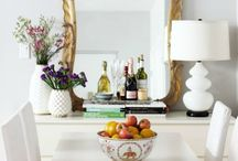 Dining / place settings and gatherings  / by Erica Lindsay