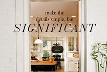 Remodeling Philosophies / by Merrick Design and Build Inc.
