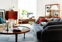 Interiors / by Sara Reed
