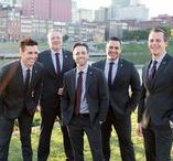 Grooms & Men / Make sure all the men look fab on your perfect day! We've got ideas for you, from casual to tuxedo.