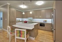 Mosby Kitchen Remodels / St. Louis home remodeling firm shares photos of their kitchen projects.