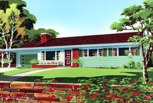 Remodeling Ranch Homes / Ranch homes are the prevailing architectural style in America. Not only are the earliest ones approaching historic status, they are highly adaptable to modern lifestyles. Let's show some love for the beloved ranch home! / by Mosby Building Arts