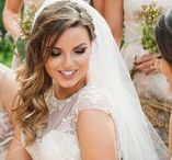 Wedding Makeup / Ooo la la! Check out this board for hot makeup tips and advice for your wedding day and surrounding festivities!