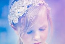 Flower Girls & Ring Bearers / Make sure the flower girl and ring bearer are decked out for your special day, too!