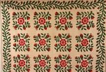 Antique Applique quilts / by Laura Syler
