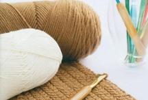 Crocheting & Knitting / by Christina