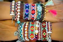 Friendship Bracelets / by Christina