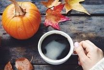 *fall / Leaves, tea time, Halloween, thanksgiving, apple cider, we love the sweetness of fall...