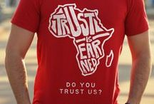 Do You TRUST Us? / Deciding to support an organization requires trust. We know that trust is earned. Why should you trust Africare with your donation? You should trust us because we know that your donations are what sustain our work, so we will always make sure you know how we work. Honesty is Africare's policy. Believe that. #TrustAfricare / by Africare