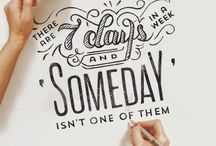 ● typography love ● / by Leah Malstrom