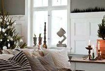 COZY / small interior ideas
