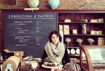 Mise en Place / Café / Bakery / by Amy Perkins