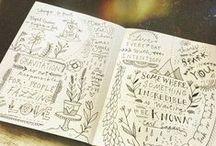 art journal - ideas
