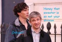Sherlock / by Christina