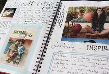 Journaling / by Christina
