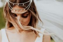 Bohemian Weddings / If you are dreaming of a floral crown, a flowing sheath dress, or destructed bouquets, you're in the right place.