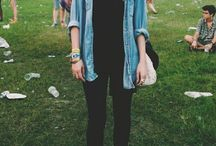 ● concert style ● / I go to way too many concerts and never have the right thing to wear / by Leah Malstrom