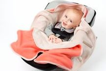 *NIDO / Our latest car seat cover for babies, the NIDO was designed in collaboration with The Car Seat Lady and is safe for use with any infant car seat or stroller.  / by 7AM enfant